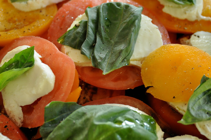 easy caprese