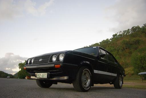 mk 1 ford escort v8