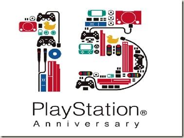 Playstation 15 anos
