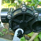 electrovanne pour ouvrir et fermer le circuit d'eau