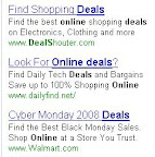 Google Online Deals