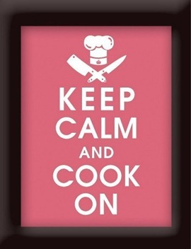 cook on