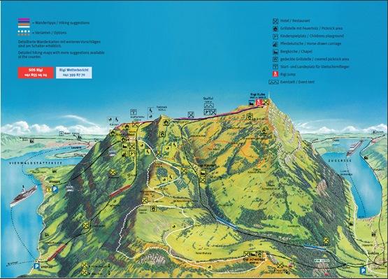 rigi map