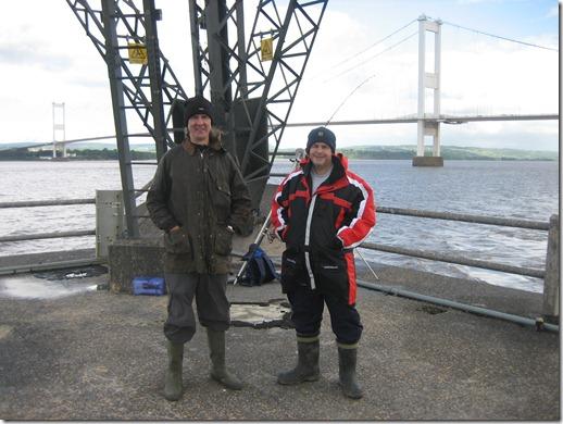 Pylon Fishing 8th May 2011 01
