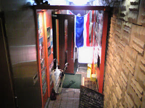 クルン・サイアムの入り口