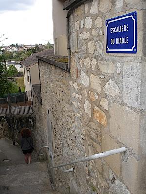 Escalier du Diable-The Devil's Staircase