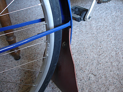 make your own mudguard