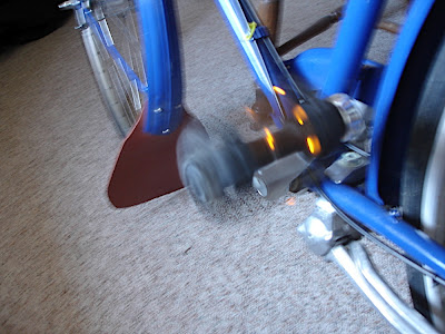dynamo pedals