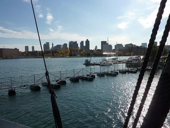 Blog de voyage-en-famille : Voyages en famille, Boston, the Freedom Trail