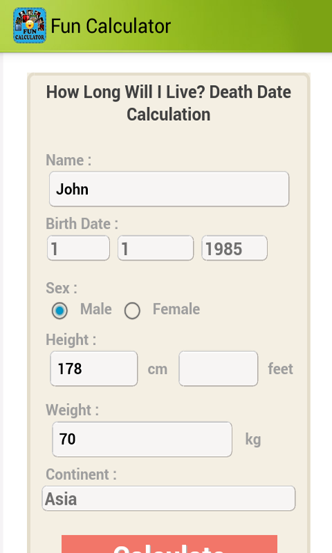 how long you have been dating calculator