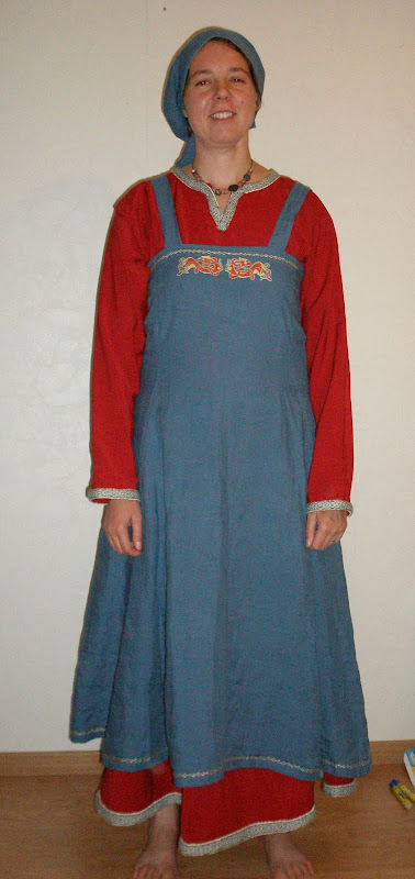 Costume danoise Xeme siècle P1010068