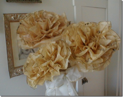 paper flowers to make. tissue paper flowers how to