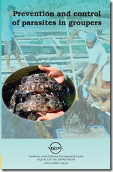 Flyer_Prevention & control of parasites in groupers