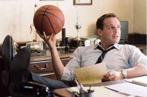 Josh was one hot coach in Glory Road. For sure!