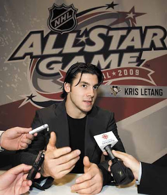 Love for the Letang!