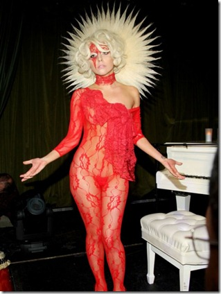 lady-gaga-outfits-red-lace_0