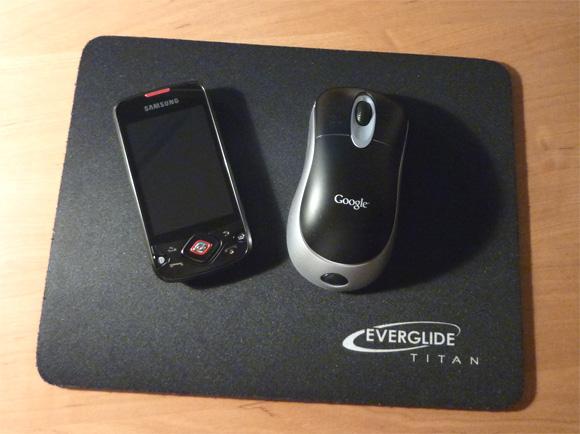 Samsung Galaxy Spica фото