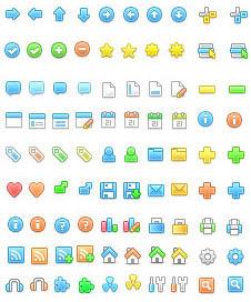 маленькие иконки пиктограммы