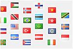маленькие иконки флаги стран