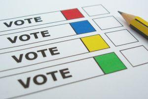 голосование опрос