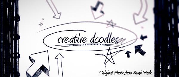 креативные оригинальные кисти фотошоп
