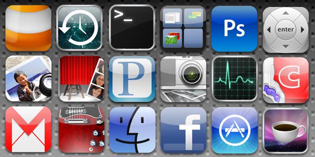 иконки iphone картинки