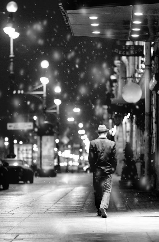 красивые черно белые фото
