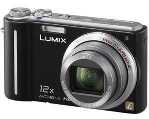 фотоаппарат Panasonic Lumix DMC-TZ7