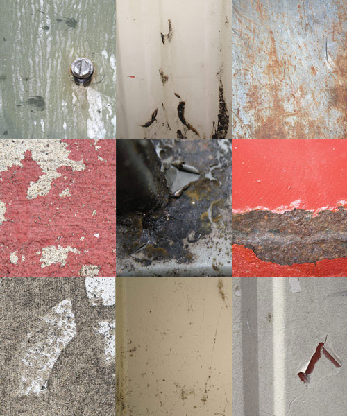 Grunge Textures for Photoshop
