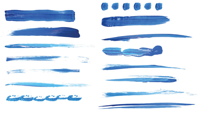 kisti3 Brushes for Adobe Illustrator (oil and watercolor)