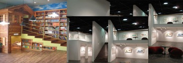 The Neverland Picture Book Museum presents Alice in Picture Book Land