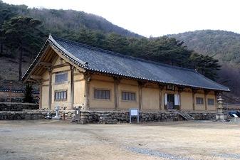 Yeongcheon Yeongsanjeon Hall at Geojoam Hermitage in Eunhaesa Temple 02
