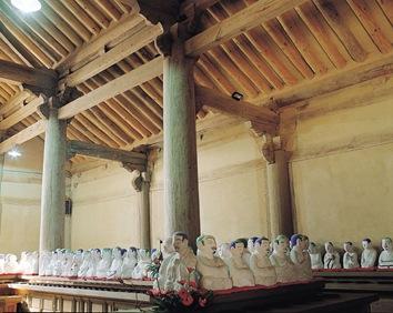 Yeongcheon Yeongsanjeon Hall at Geojoam Hermitage in Eunhaesa Temple 05