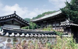 Yeongcheon Yonggye confucian shrine 01