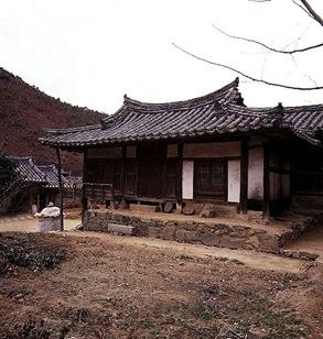 Yeongcheon Jeong Jaeyeong's house Sarangchae Master's quarters 01