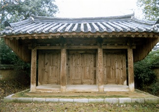 Cheongdo Sadangchae(Family shrine)