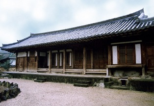 Cheongdo Anchae(Housewife's quarters)