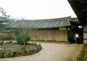 Cheongdo Gobangchae(2)(Gobang,storage quarters)