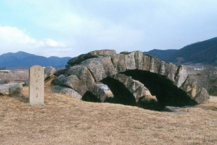 Stone ice storage in Cheongdo 01