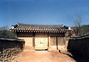 Chilgok Daemunchae(Outer Servant's quarters)