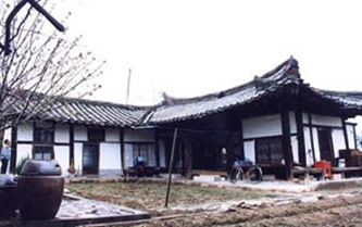 House of Go Byeong Suk in Nokmun-ri, Mungyeong
