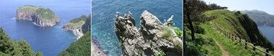 Ulleung Jukdo Island