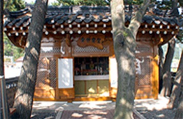 Ulleung Seongha Shrine