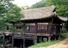 Uiseong Gaunru Pavilion of Gounsa Temple 01