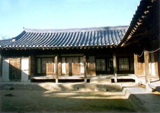 Uiseong Oeammaeul village in Asan