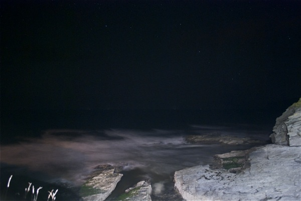 Ocean Picture (Night)