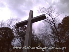 cross at burritt