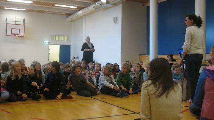 Elementary School in Iceland