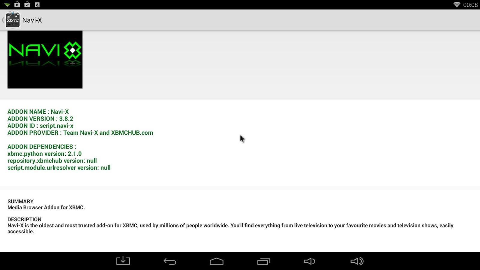 how to download zern addon kodi