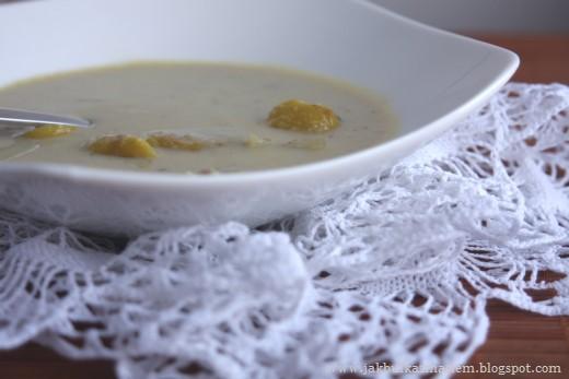 zupa kasztanowa